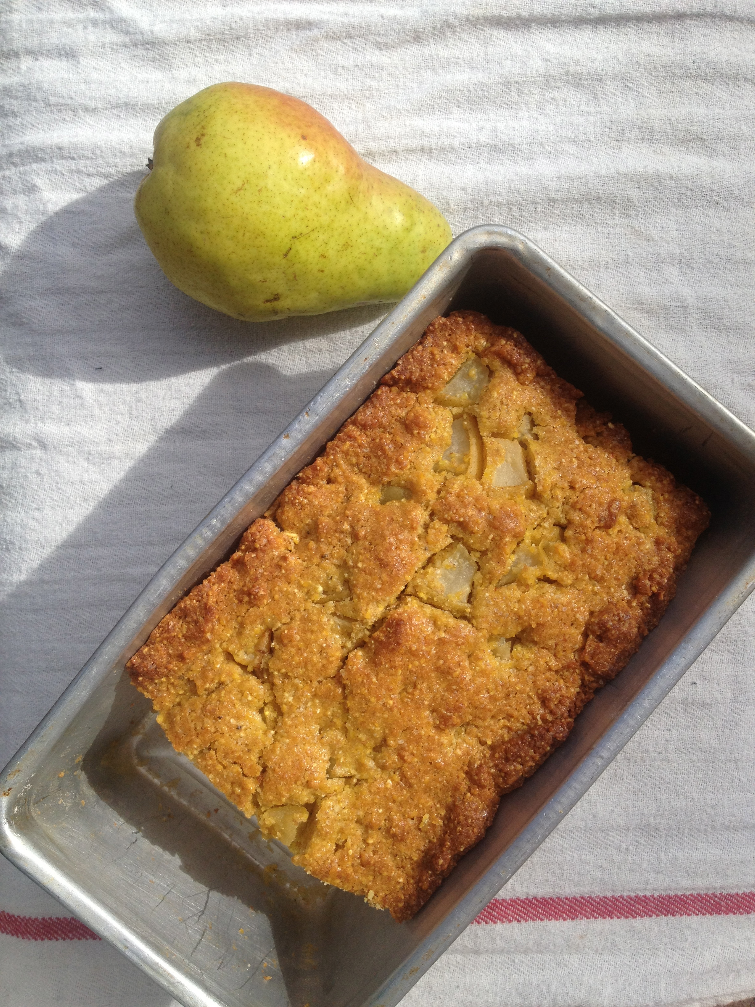 Roast Pears And Olive Oil Cake Recipes — Dishmaps
